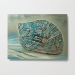 Shell Shock Metal Print