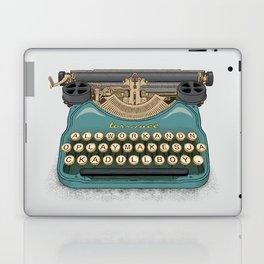 Writer's Block Laptop & iPad Skin