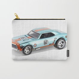 Hot Wheels Gulf Racing 427 SS Pony Car 67 Redline Carry-All Pouch