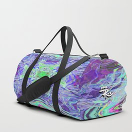 Paint Mandala No. 9 Duffle Bag