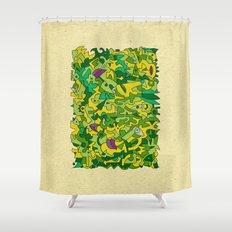 - hades - Shower Curtain