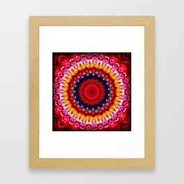 Couronne Framed Art Print
