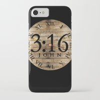 bible verses iPhone & iPod Cases featuring LOST VERSES FOUND by Miriam Hahn