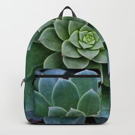 Shades of Succulent Green Backpack