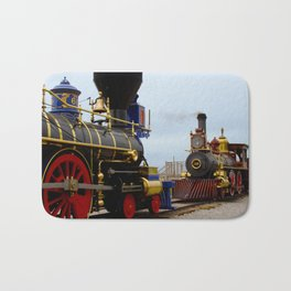 Golden Spike Historic Site Bath Mat