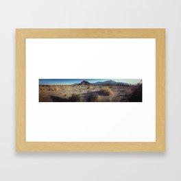Palm Springs, CA Framed Art Print