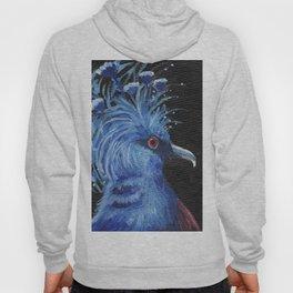 Victoria Crown Pigeon Hoody