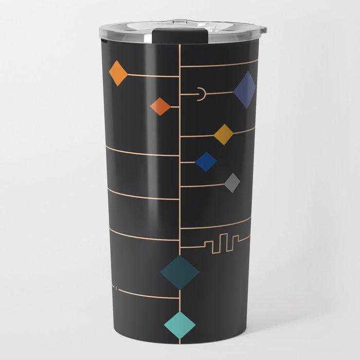 winter equinox Travel Mug