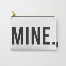 MINE. Carry-All Pouch