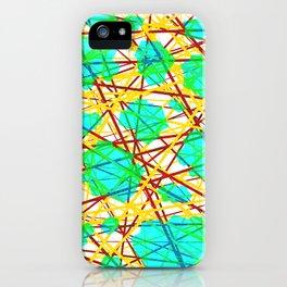 Neuronic iPhone Case