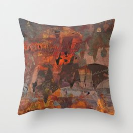 Guess what! Throw Pillow