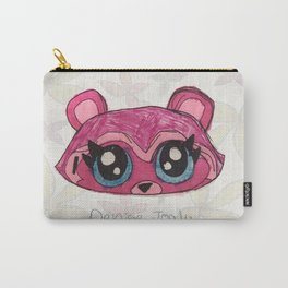 Pink Bear  Carry-All Pouch