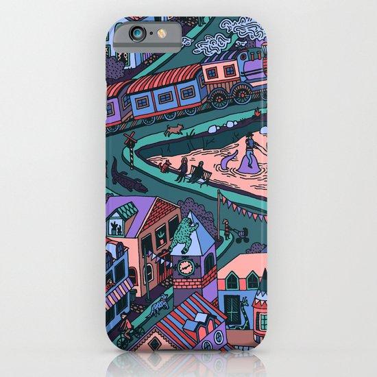 Loch Tess iPhone & iPod Case
