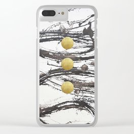 Towards the light6 Clear iPhone Case