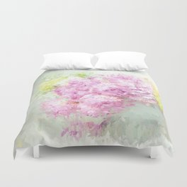 summer thoughts Duvet Cover