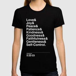 GALATIANS 5:22-23 T-shirt