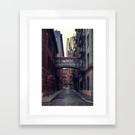 Hidden Gem Framed Art Print
