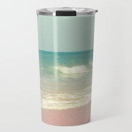Sea waves 4 Travel Mug