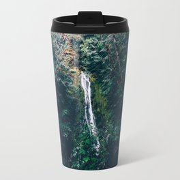 Madison Falls - Olympic National Park Travel Mug