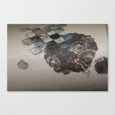 pattern2 Canvas Print