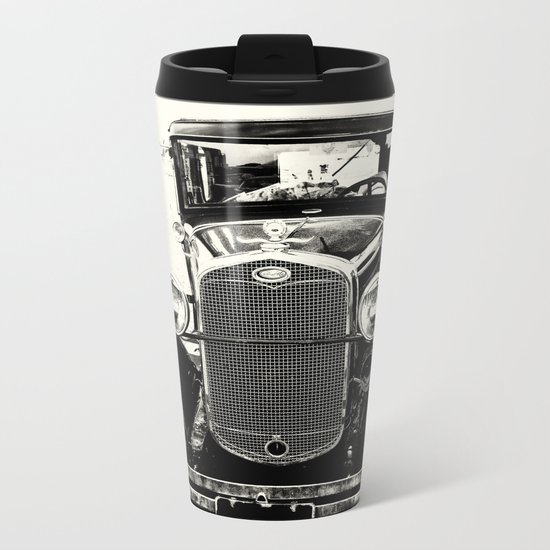 Model A Ford Metal Travel Mug