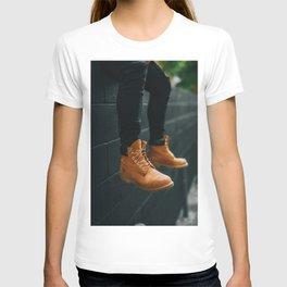 The Hiker (Color) T-shirt