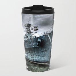 HMS Belfast at Rest Travel Mug