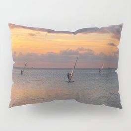 Windsurfing on the Sound Pillow Sham
