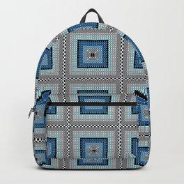 Circle Square Backpack