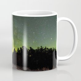Northern Lights (Color) Coffee Mug