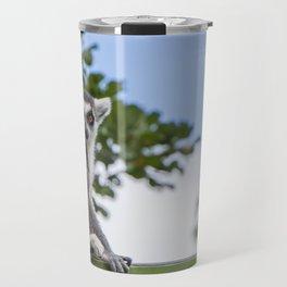 The lemur model Travel Mug