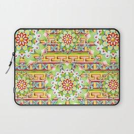 Fiesta Rainbow Mandala Laptop Sleeve
