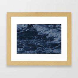 Breaker IV Framed Art Print
