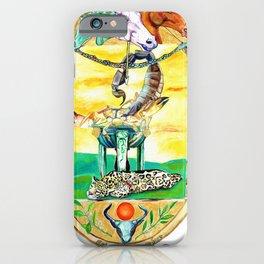 Golden Mean iPhone Case
