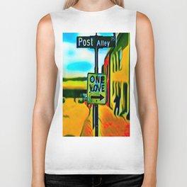 Post Alley Biker Tank
