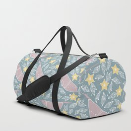 rhino fish Duffle Bag