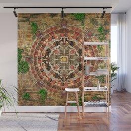 Mandala Maya Wall Mural