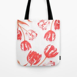 Tulips In Bloom Tote Bag