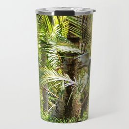 Green Oasis Travel Mug