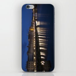Blue Blue Italy iPhone Skin
