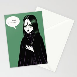 What Costume? Stationery Cards