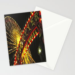 Ferris Wheel at Navy Pier Stationery Cards