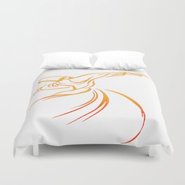 Sema The Dance Of The Whirling Dervish Duvet Cover