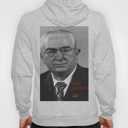 Yuri Andropov · Soviet General Secretary 1982-84 Hoody