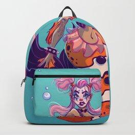 Racy Backpack
