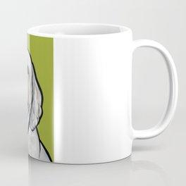Kermit the labradoodle Coffee Mug