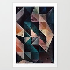 spyce chynnyl Art Print