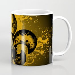 Fleur de lise Coffee Mug