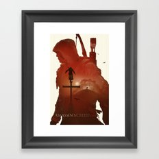 Assasins Creed 3 Framed Art Print