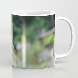 Feather falling gently Coffee Mug